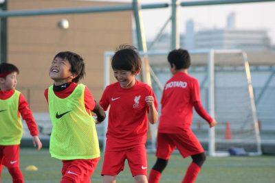 リバプールFCサッカースクール新横浜校